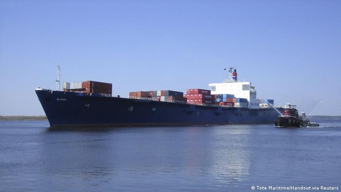 Dan por hundido barco desaparecido cerca de Bahamas