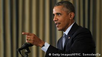 USA Washington PK Obama Russland Syrien