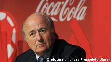 Sponsoren fordern Blatters Rücktritt