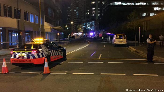 Sydney Andrew Scipione Polizei PK Australien Mord Polizei spricht von Terrorakt nur weil der Junge ein Muslim ist