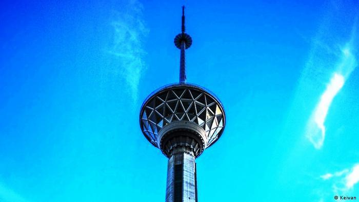 Iran TV tower