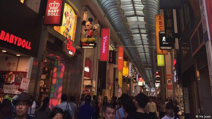 热帖:不去香港去日本 不全怪港人态度(图)