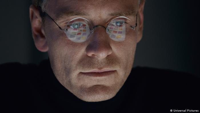 Steve Jobs. Copyright: Universal Pictures.