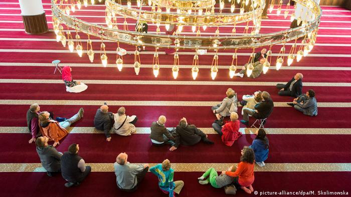 deutschland Tag der offenen Moschee