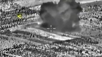 Syrien / Russischer Luftangriff