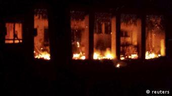 kundus afghanistan klinik krankenhaus hospital luftangriff feuer MSF