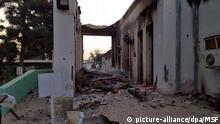 Afghanistan Angriff Kundus