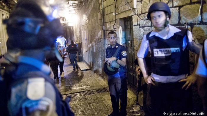 تجدد أعمال العنف في القدس والضفة الغربية وواشنطن تستنكر