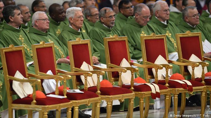 Bischofssynode im Vatikan (Foto: Getty Images)