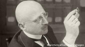 Fritz Haber, um dos responsáveis pelo desenvolvimento da produção sintética da amônia