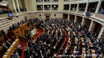 Στην Βουλή το ζήτημα διεκδίκησης πολεμικών επανορθώσεων από τη Γερμανία.