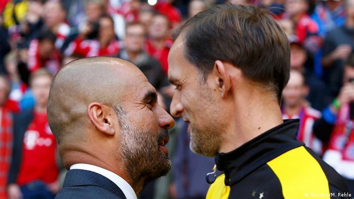 En la final de la Copa Alemana se enfrentarán los dos mejores equipos y entrenadoresde la Bundesliga.