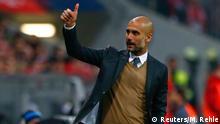 Fußball Bundesliga FC Bayern München vs. BVB Borussia Dortmund