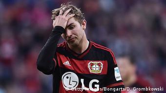 Fußball Bundesliga FC Augsburg vs. Bayer 04 Leverkusen