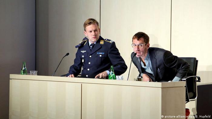 Телепроект: суд над майором бундесвера, сбившим гражданский самолет