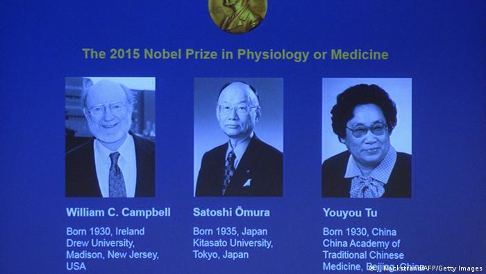 Nobel de Medicina al tratamiento contra la malaria