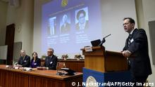 Schweden Nobelpreis Medizin 2015