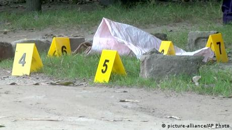 Bangladesch Japaner Mord Kunio Hoshi