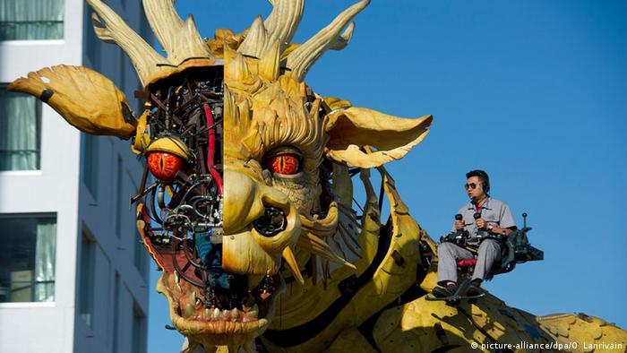 Bildergalerie Nationalfeiertage in China
