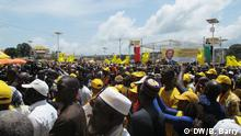 Guinea Wahlkampf 2015