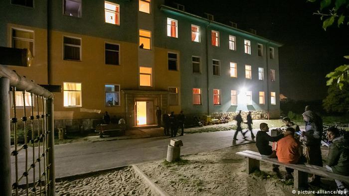 Toter Asylbewerber in Saalfeld