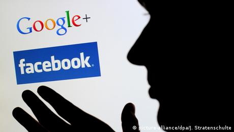Facebook Google+ Datenschutz (Symbolbild)