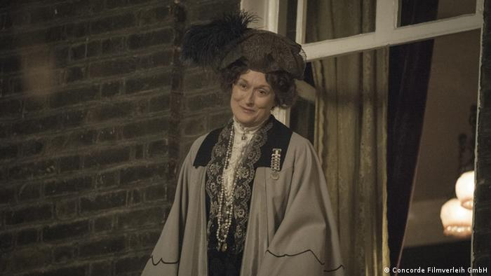 Filmstill Meryl Streep in Suffragetten