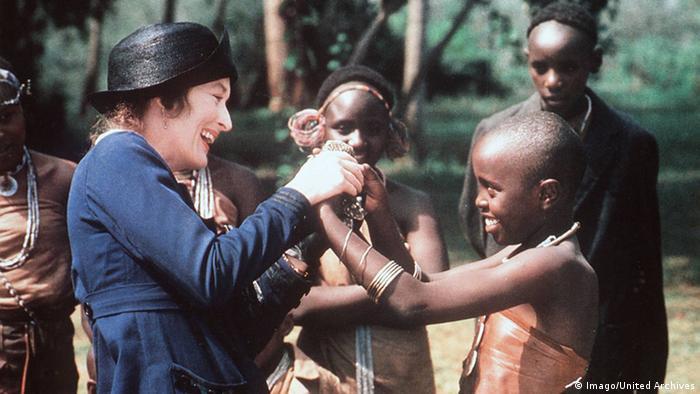Meryl Streep Jenseits von Afrika