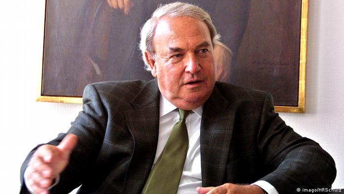 Knorr-Bremse AG Vorstandsvorsitzender Heinz Hermann Thiele (imago/HRSchulz)
