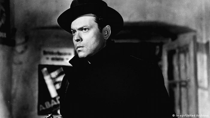 Filmstill aus Der dritte Mann mit Orson Welles (Foto: Imago/United Archives)