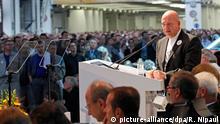 Volkswagen Bernd Osterloh Betriebsratsvorsitzender