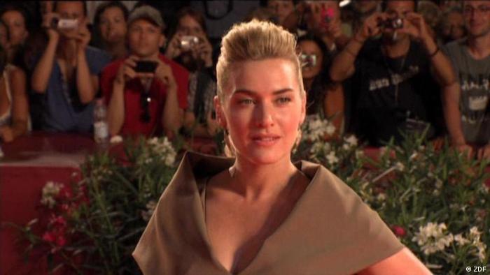 DW euromaxx 40. Geburtstag von Kate Winslet (ZDF)