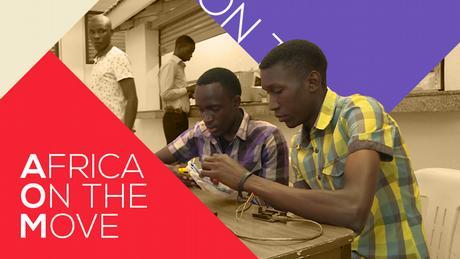 10.2015 Africa on the Move Teaserbild