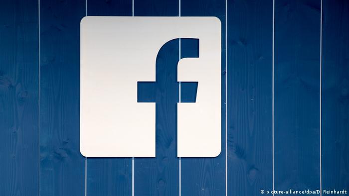Logo Facebook (picture-alliance/dpa/D. Reinhardt)
