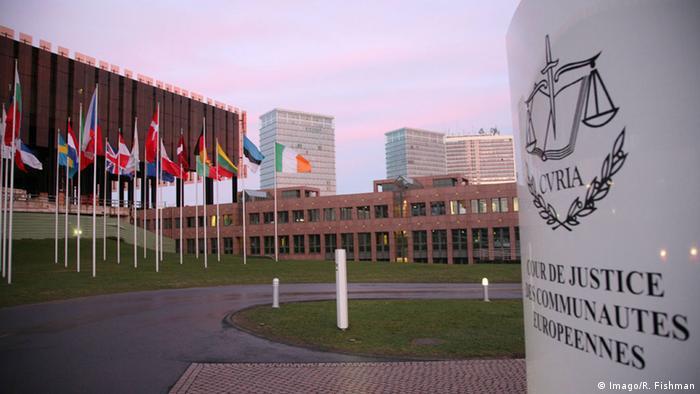 Der Europäische Gerichtshof in Luxemburg (Imago/R. Fishman)