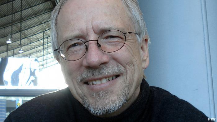 Professor of eye neurobiology Dr. Frank Schaeffel