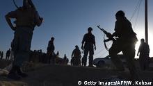 Afghanistan Kundus Sicherheitskräfte Kämpfer