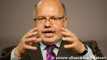 Peter Altmaier Portrait (picture-alliance/dpa/S. Kahnert)
