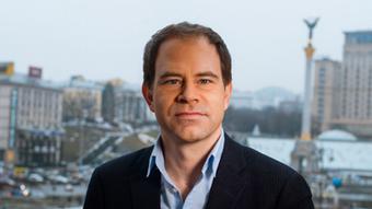 Frank Hofmann, corespondentul DW la Kiev