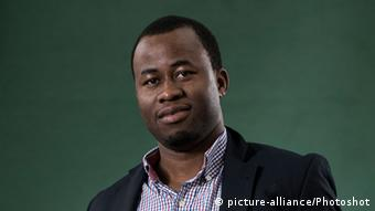 Chigozie Obioma Autor (picture-alliance/Photoshot)