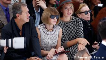 Frankreich, Karl Lagerfeld Modenschau im Grand Palais