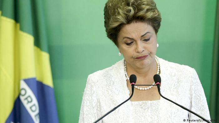 Dilma Rousseff Brasilien Präsidentin Korruptionsverdacht