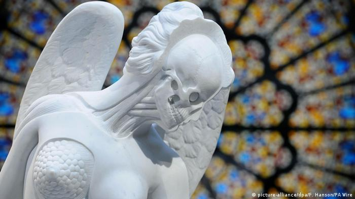 Bildergalerie Damien Hirst The Anatomy of an Angel