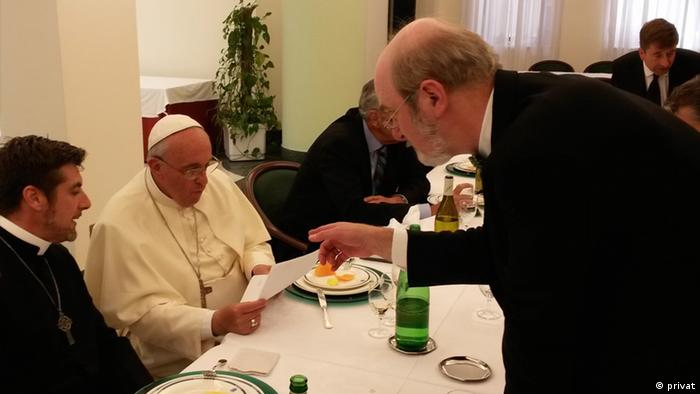 Vatikan: Katholische Familiensynode 2015 in Rom (Foto: privat)