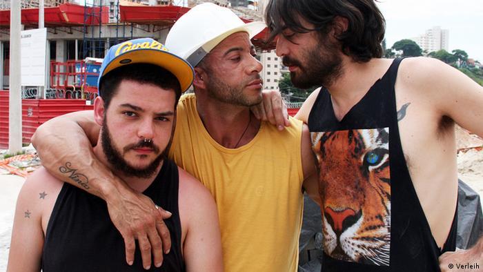 Bildergalerie Queer Cinema Lesbisch Schwulen Filmtagen Hamburg 2015 Nova Dubai EINSCHRÄNKUNG