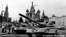 Panzer auf Rotem Platz