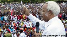 Tansania Wahlen Edward Lowassa
