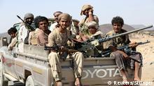 Symbolbild - Krieg im Jemen