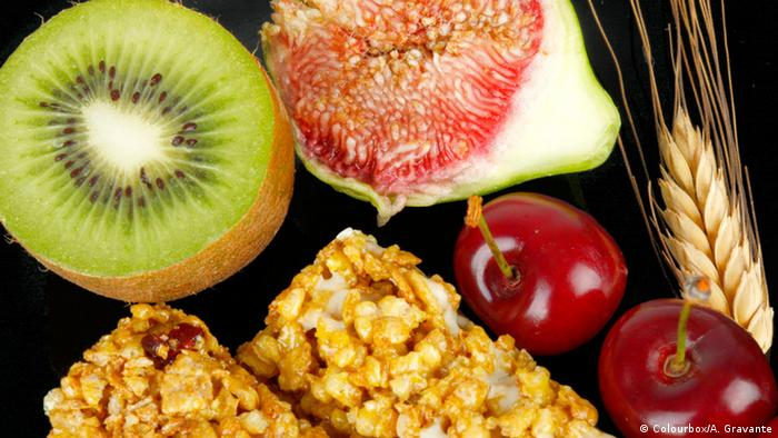 Fit und gesund Frühstück (Colourbox/A. Gravante)