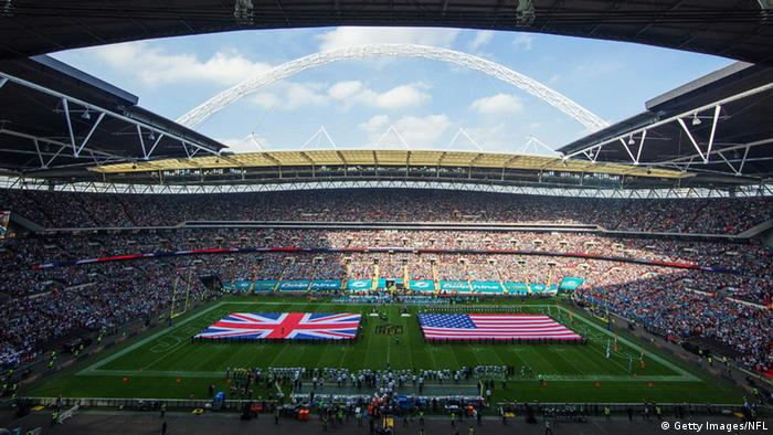 London - American Football Miami Dolphins and New York Jets